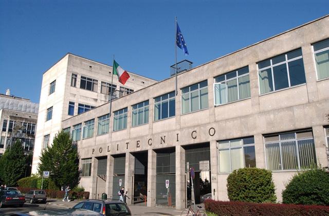 sede politecnico di Torino, credits: smartgreenbuilding.polito.it