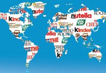 Ferrero nel mondo