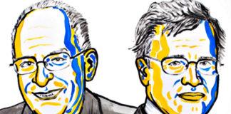 Oliver Hart e Bengt Holmström