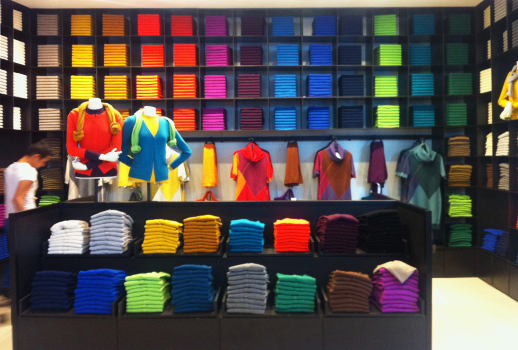 United Colors of Benetton in London