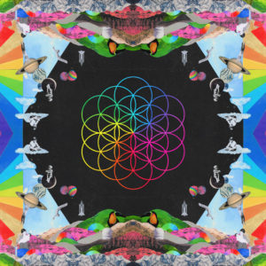 "Copertina dell'album ""A head full of dreams"", Coldplay"